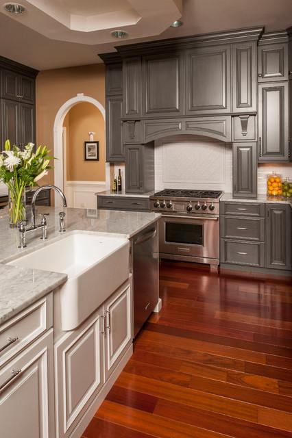 Porfolio Close Up - Home #3 traditional-kitchen