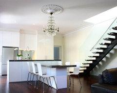 Port Melbourne Kitchen contemporary-kitchen
