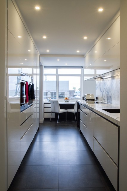 Port melbourne modern kitchen melbourne by the for Modern kitchen designs melbourne