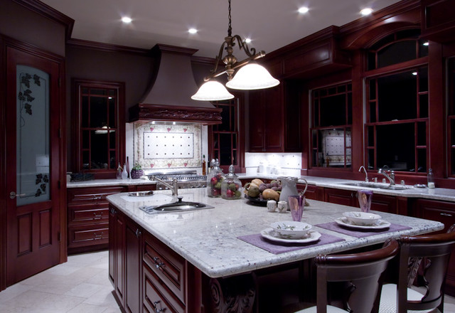 Portfolio 2 - Traditional - Kitchen - sacramento - by Carol Carter ...