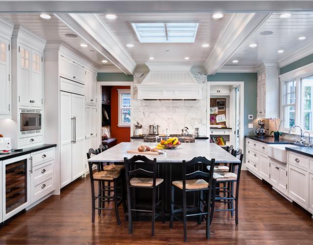 Portfolio of Work traditional-kitchen