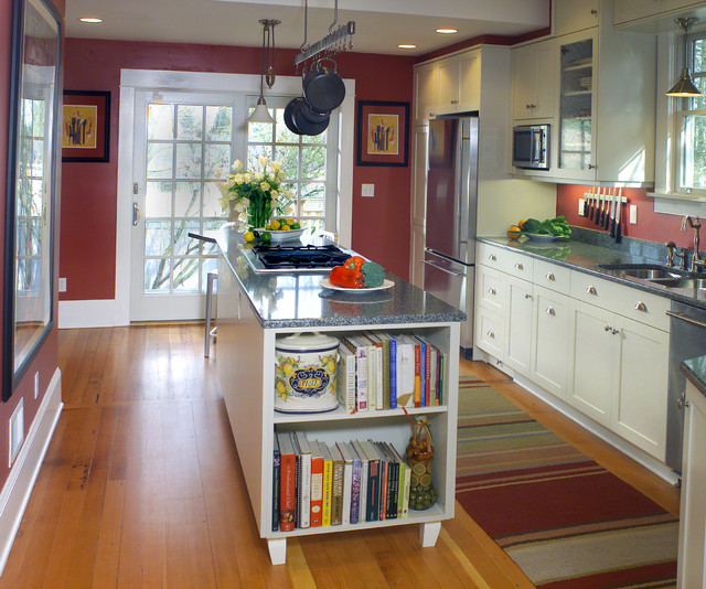 Kitchen With French Doors: New French Doors