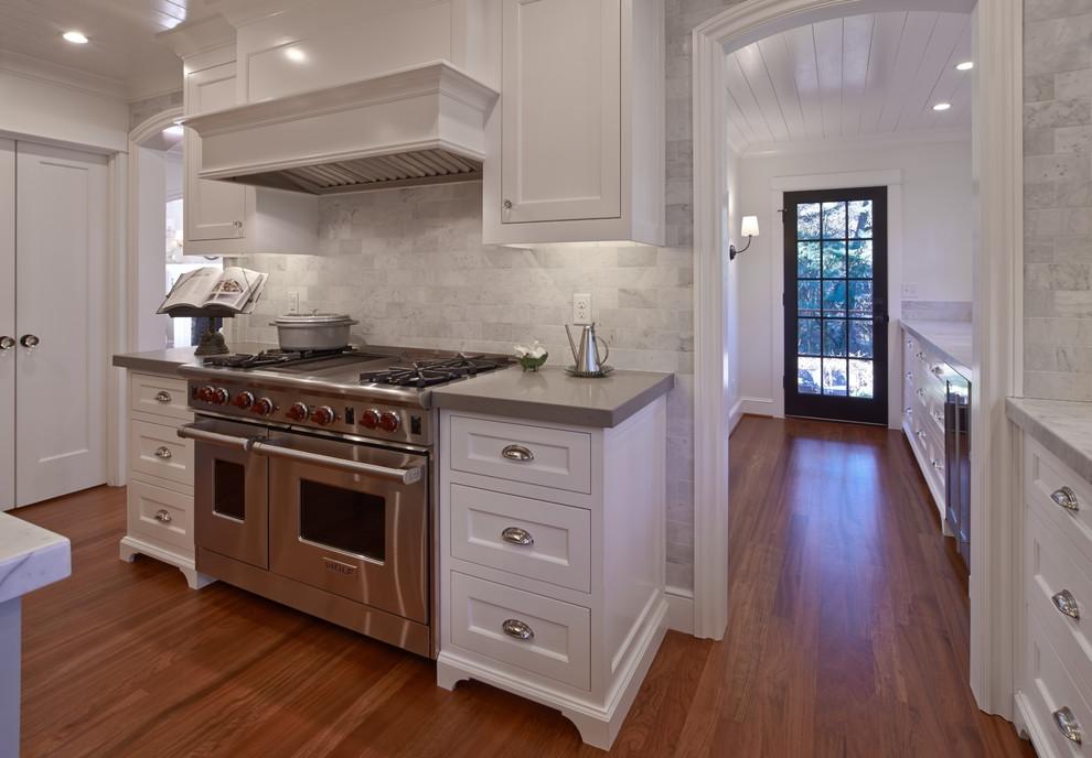 Portland Heights Kitchen - Traditional - Kitchen ...