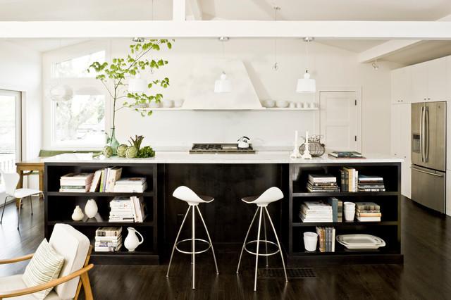 Portland Mid-Century Modern midcentury-kitchen