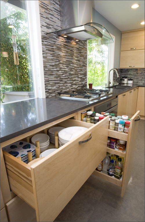 Coolest And Most Accessible Kitchen Cabinets Ever