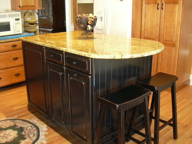 ... Traditional - Kitchen - atlanta - by David L. Scott / Lowe's Design