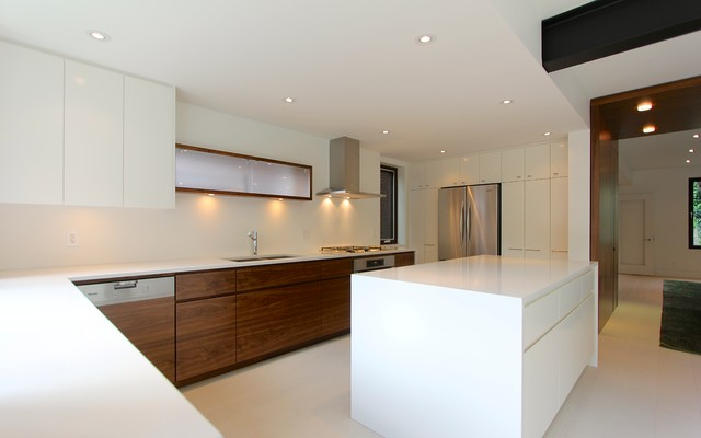 post modern redesign modern kitchen toronto by e