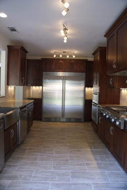 post residence marietta ga traditional kitchen atlanta by