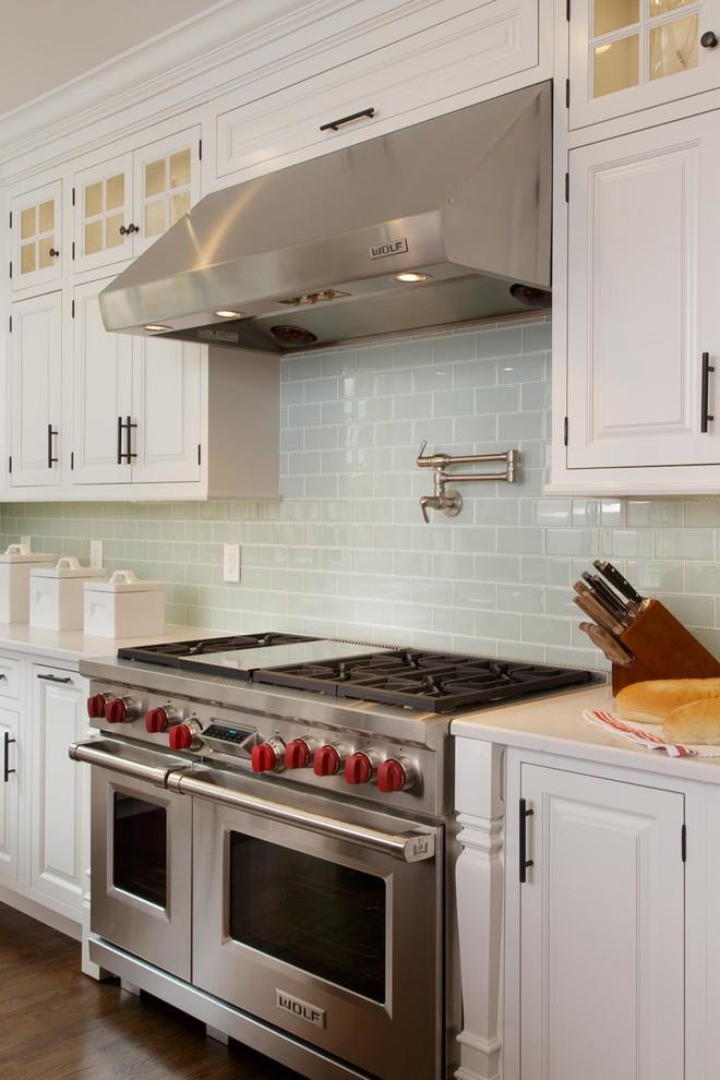 Pot Filler Faucet - Transitional - Kitchen - Newark - by ...