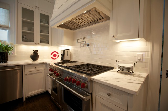 Potomac traditional-kitchen