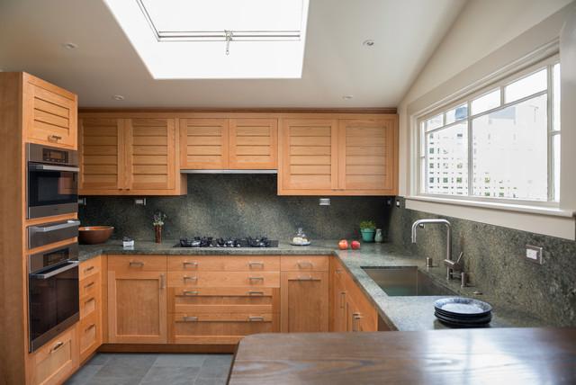 Potrero Hill Kitchen & Bathroom Remodel contemporary-kitchen