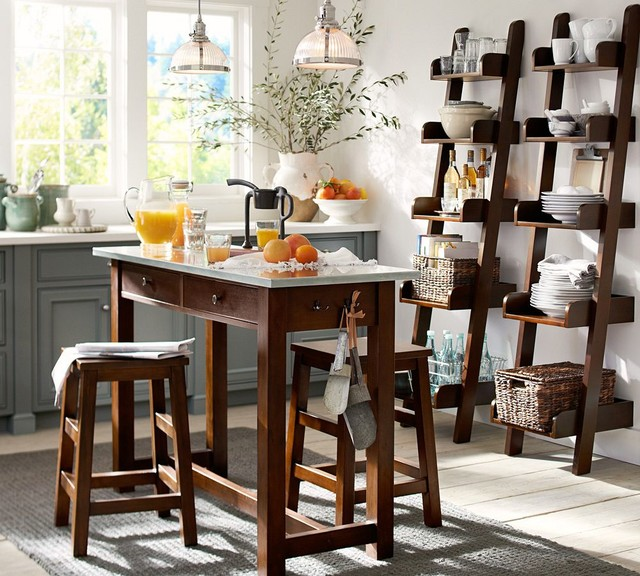 Attrayant Pottery Barn Traditional Kitchen