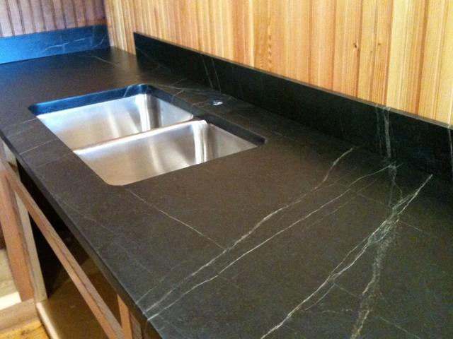 PoW Yacht Club Fire Island traditional-kitchen