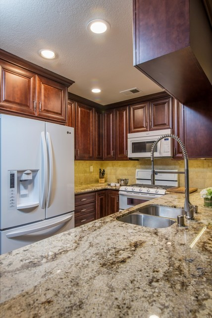 Poway Kitchen and Bathroom Remodel traditional-kitchen