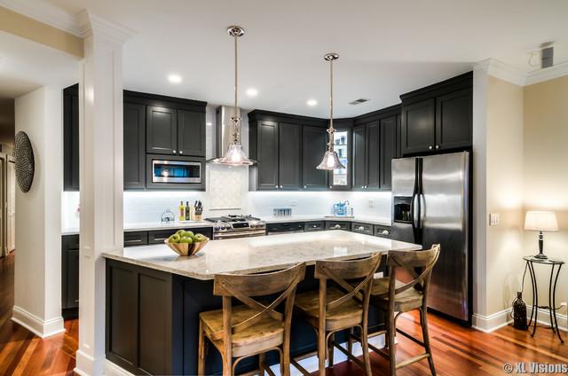 Powersmith Design Modern Kitchen Chicago By Xl Visions
