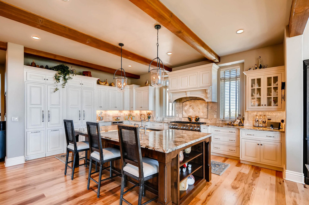 Pradera Parker Co Traditional New Build Traditional Kitchen Denver By Point Design Llc