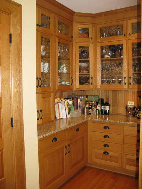 Prairie - French Provencial traditional-kitchen
