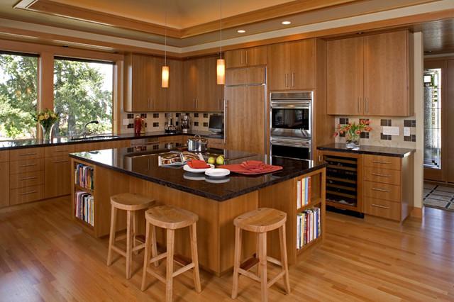 Prairie style architecture for Prairie style kitchen
