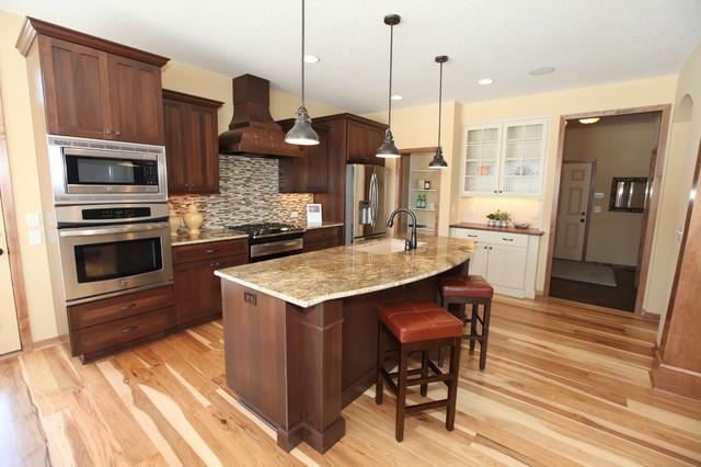Pratt Homes Kitchens transitional-kitchen