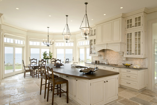 Premier - Traditional - Kitchen - Boston - by Venegas and Company