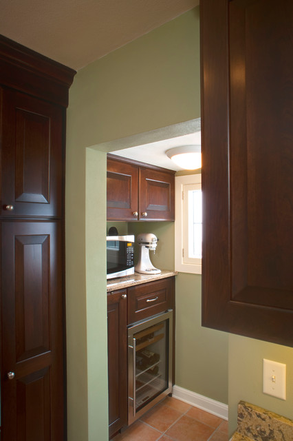 Preserving Character traditional-kitchen