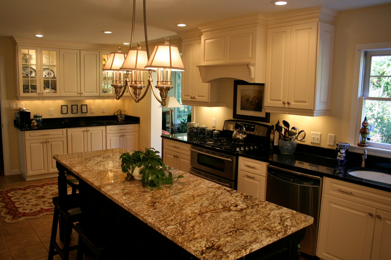 Preston Heights Kitchen and Laundry Remodel