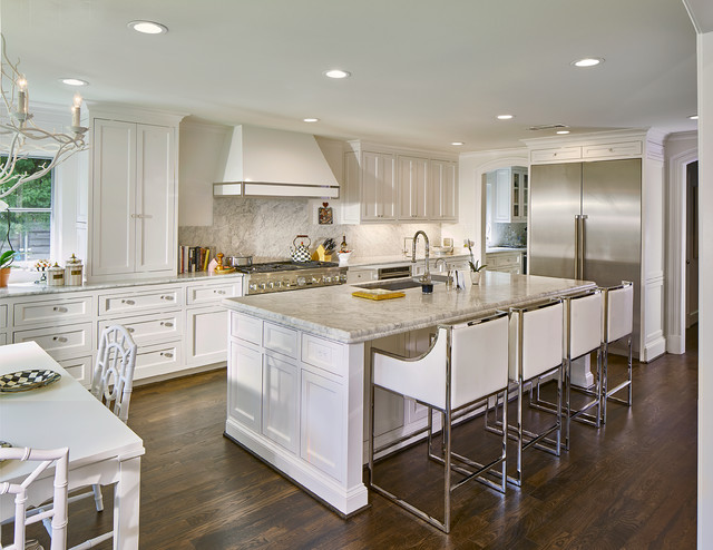 Kitchen Transitional Kitchen Dallas By Blackline