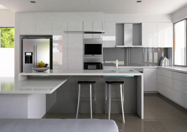 Preston Melbourne Contemporary Kitchen Melbourne By Destination Living