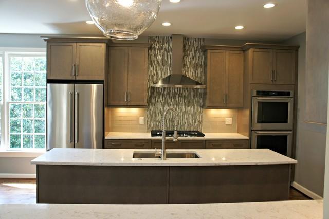 Preston Remodel 2 Modern Kitchen Raleigh By Michelle Verrill Kitche