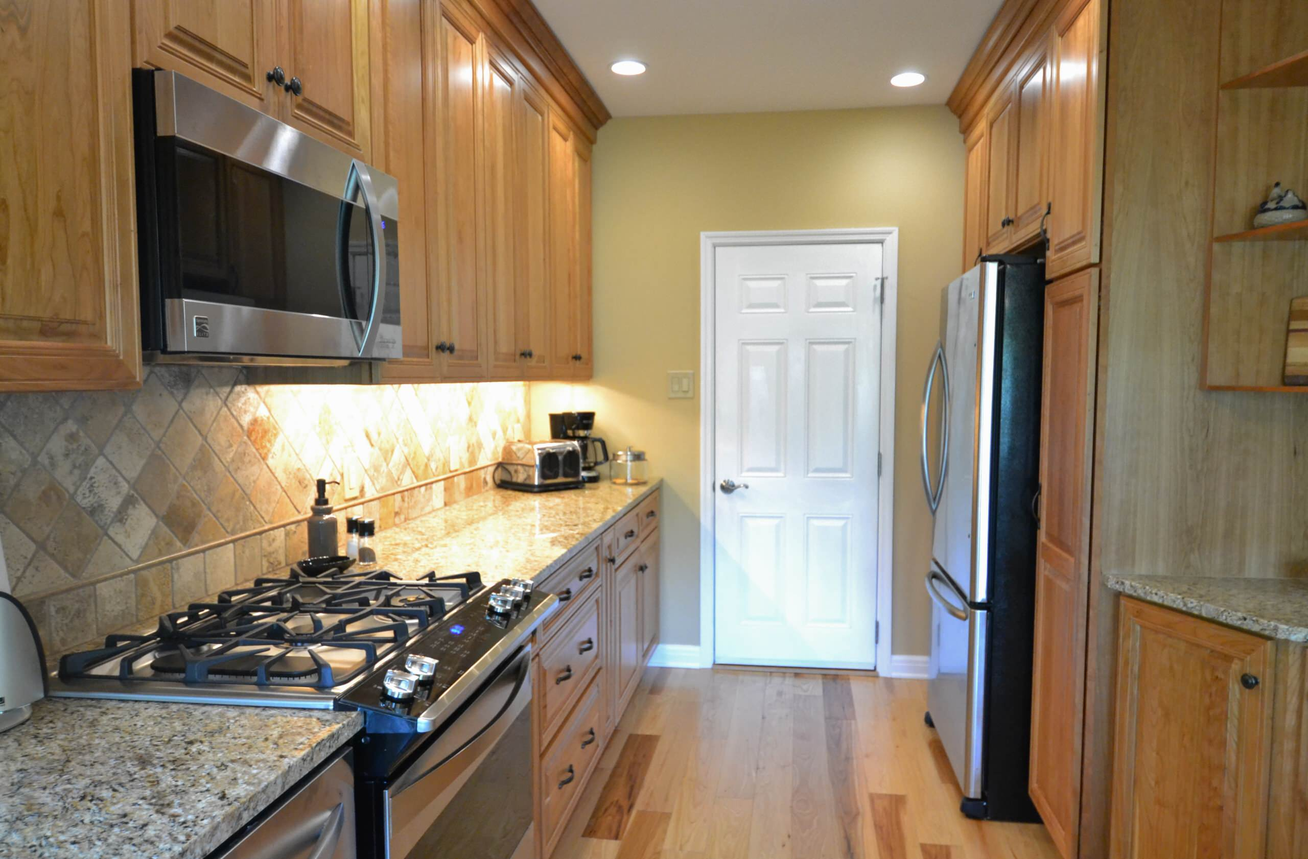 Price galley kitchen