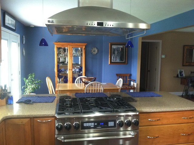 Price Remodel traditional-kitchen