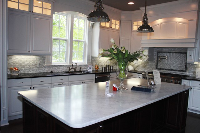 Pridgen Homes - Town of Tioga traditional-kitchen