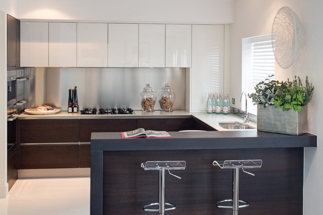 Princess square royalton developments contemporary kitchen surrey by the l c company Kitchen design companies in surrey