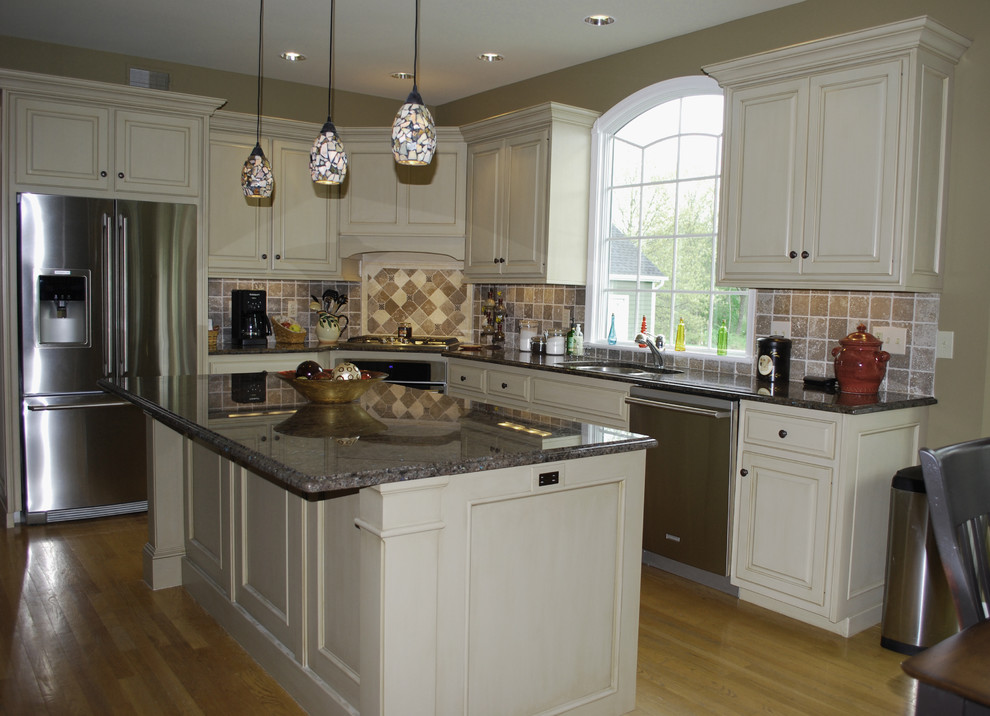 Princeton, NJ Kitchen Shines with Personalized Refacing ...