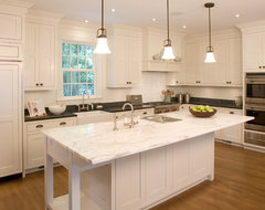Princeton Restoration traditional-kitchen