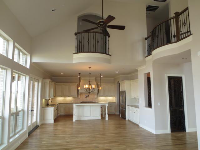 Princeton, Texas Lake House - New Build traditional-kitchen