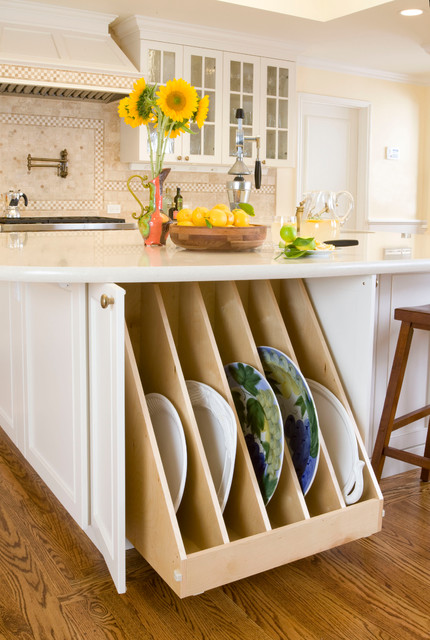 Kitchen Confidential: Amp Up Your Storage With Pullouts