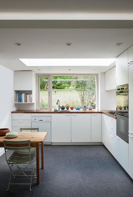 Welcher Küchenboden ist der richtige? Tipps und Ideen!
