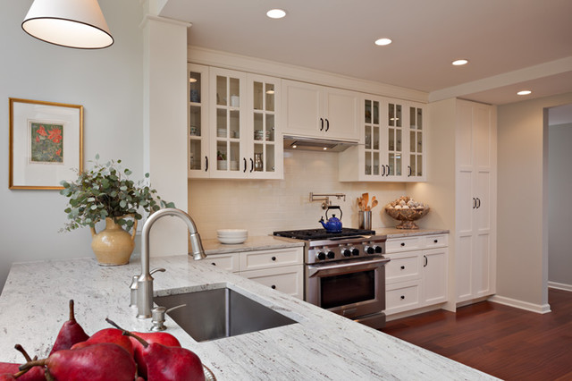 Private Residence ~ Greenwich CT traditional-kitchen