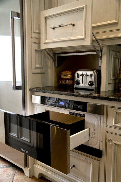 Private Residence - Brighton Place - Gulfport, MS - Traditional - Kitchen - new orleans - by ...