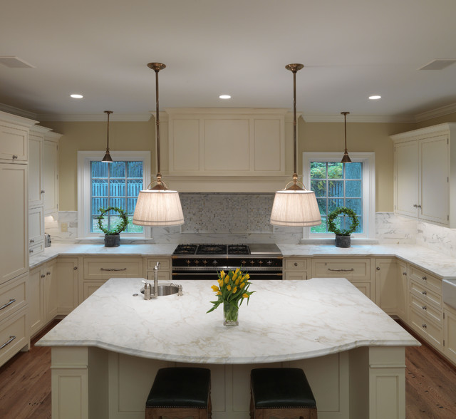 Private Residence I contemporary-kitchen