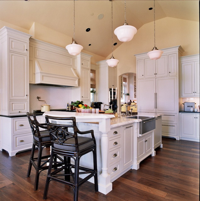 Private Residence Kitchen traditional-kitchen