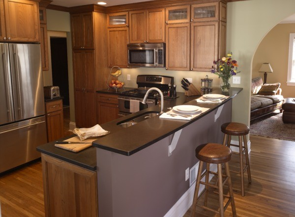 Private Residence - Minneapolis, Mn. traditional-kitchen