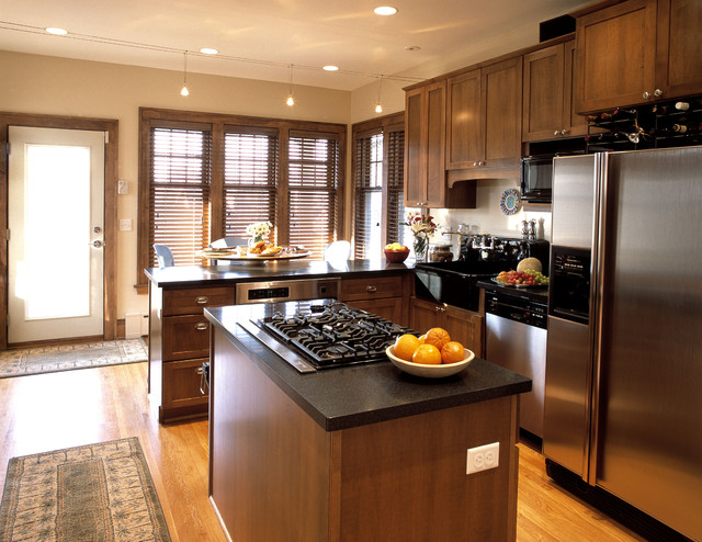 Private Residence, Minneapolis, Mn. traditional-kitchen
