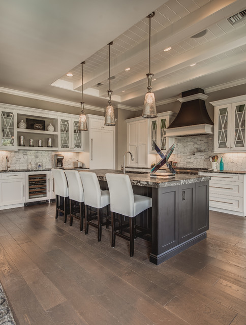 Private Residence Naples Fl Transitional Kitchen Miami By Energy Design