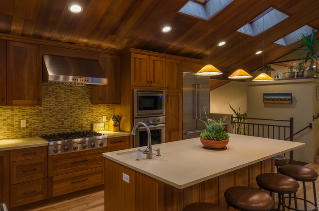 Private Residence | Oakland, CA - Traditional - Kitchen ...