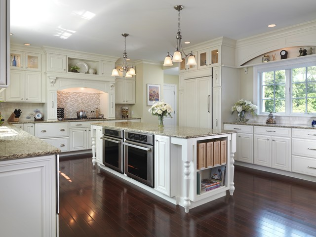 Private Residence - Pawtucket, RI traditional-kitchen