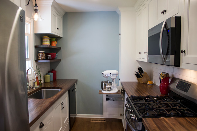 Private Residence Remodel #1 traditional-kitchen