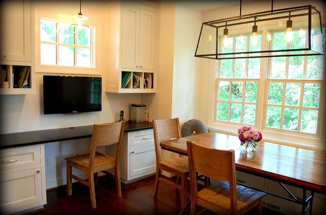 Private residence richmond va traditional kitchen for Kitchen design richmond va