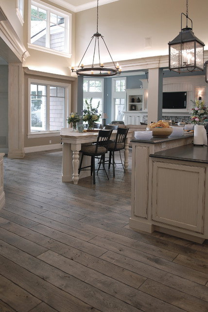 Private residences traditional kitchen chicago by for Hardwood floor dealers